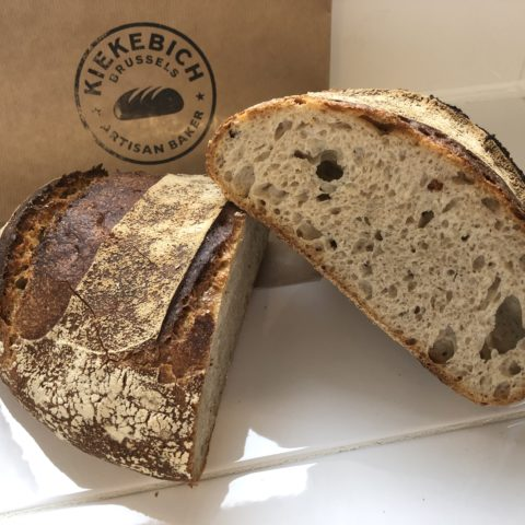 Kiekebich Basic Bread